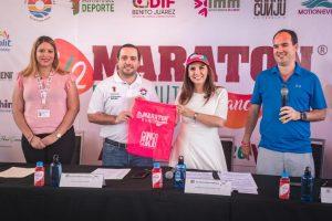 Anuncia Mara Lezama carrera por las mujeres