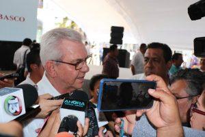 Vamos a tiempo en implementación  de reforma laboral: Enrique Priego Oropeza