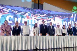 Inaguran Cumbre Mundial de Comunicación Política en Cancún