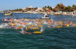 Puerto Morelos refrenda su importancia como destino de eventos de calidad con el V Festival del Ceviche y el XV Maratón Internacional de Aguas Abiertas «Ruta del Arrecife»
