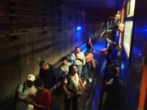 Suspenden servicio de la Línea 2 del metro por tres horas