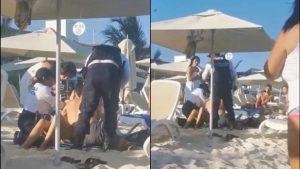 Fiscalia inicia investigación de incidente en Club de Playa en Solidaridad