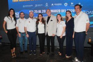 Cancún, sede del Tour Mundial de Voleibol de Playa
