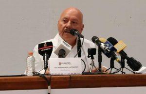 Aumenta a 11 el número de casos positivos por coronavirus en Chiapas