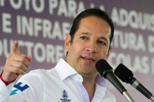 Gobernador de Querétaro da positivo al Covid-19