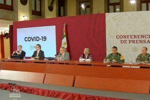 Declaran emergencia sanitaria por causa de fuerza mayor en México por Covid-19