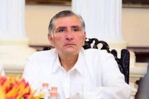 Confirma gobernador de Tabasco primer deceso por COVID-19