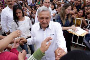 El día que el pueblo no me quiera voy a llorar y me iré a Palenque: AMLO