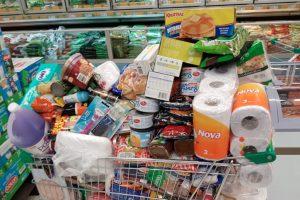 ¿Sabes qué debes comprar si emiten emergencia sanitaria?