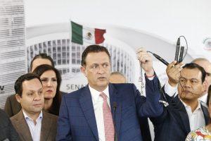PAN denuncia espionaje en sus oficinas del Senado