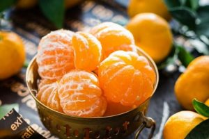 Consumo de mandarinas y naranjas podrían reducir la obesidad