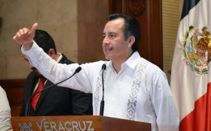 De llegar a escenario tres en coronavirus, se recomendará el aislamiento de todos los ciudadanos: Gobernador de Veracruz