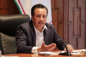 Anuncia SEV clases televisadas, gobernador Cuitláhuac García dará primer clase de matemáticas