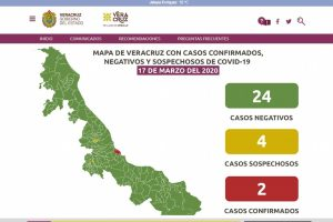 Crean página para informar sobre coronavirus en Veracruz