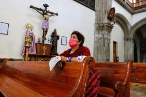 El 41.1% de los mexicanos tiene miedo a morir por coronavirus, según Mitofsky
