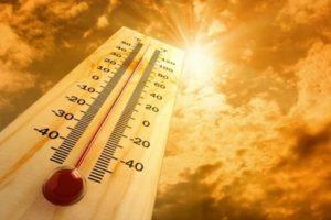 Investigación apunta que calor afecta negativamente salud mental