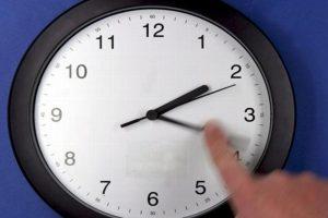 Inicia este domingo 5 de abril el horario de Verano; deberás adelantar el reloj