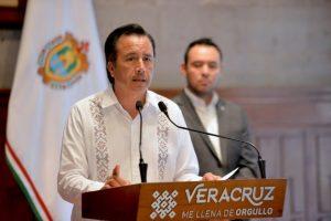 Gobierno de Veracruz presenta Acuerdo por la Reactivación Económica