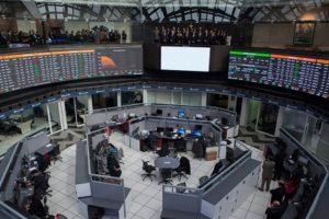Bolsa Mexicana de Valores cae 16.38% en marzo, su peor mes desde octubre de 2008