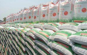 Programa de fertilizantes, nutrición del campo