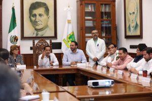 En Yucatán se redoblarán los esfuerzos en prevención: el Gobernador Mauricio Vila Dosal