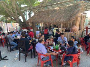 Festival de la Veda 2020 continúa llevando beneficios a las familias de los municipios costeros