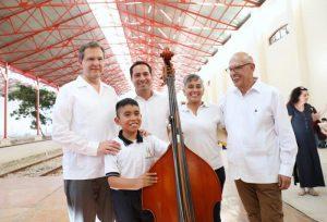 Coros y Orquestas, acercan a niños y jóvenes la oportunidad de incursionar en la música en Yucatán