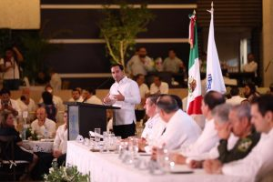 Ante los retos que enfrentamos, los yucatecos tenemos que trabajar unidos: Gobernador Mauricio Vila Dosal