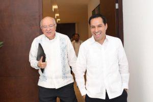Seguiremos gobernando con transparencia y eficiencia: Gobernador Mauricio Vila Dosal