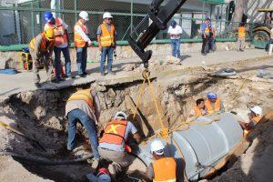 Concluye Japay reparación del cárcamo de San Sebastián en la capital yucateca