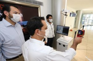 Anuncia el Gobernador Vila Dosal la instalación de un comité de asesoramiento conformado por epidemiólogos y expertos en salud de Yucatán que realizará las recomendaciones sobre acciones y medidas de prevención y control del coronavirus