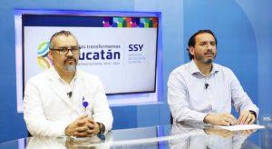 Hay 13 casos de Covid-19 confirmados y están estables en Yucatán: SSY