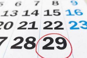 Personas nacidas el 29 de febrero festejan su cumpleaños cada 4 años