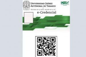 Ya están disponibles las credenciales de la UJAT con código QR