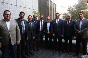 Gobernadores del PAN piden reunión de Estado ante debilidad económica