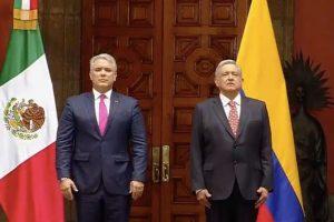 México y Colombia acuerdan reactivar alianza estratégica