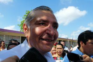 En Tabasco vamos a la vanguardia en moche a prerrogativas de los partidos: Adán Augusto