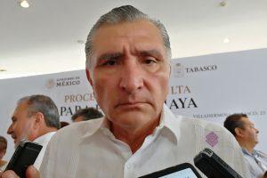 En marzo, abril y mayo, se realizarán contrataciones para la Refinería: Adan Augusto