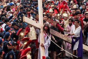 Cancelan representación de la Pasión de Cristo en Iztapalapa