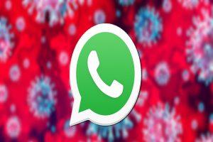 Pide WhatsApp evitar rumores de Covid-19