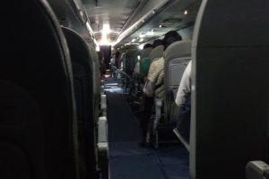 Primer grupo de mexicanos varados en Perú por el Covid-19 llega a Cancún