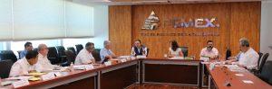 Sesiona Consejo de Administración de PEMEX en Ciudad del Carmen, Campeche