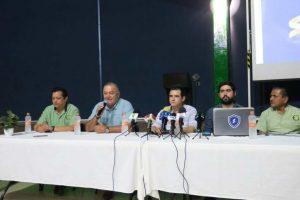 Sindicato de taxistas de Cancún presenta nueva app