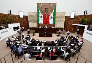LXII Legislatura de Yucatán aprueba dictámenes en materia de protección a periodistas y ciberacoso