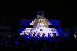 Tulum espectacular, un espacio de encuentro cultural