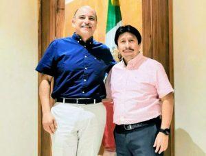 Cambios en el gabinete de Víctor Más en Tulum