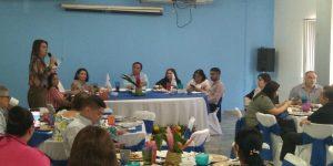 Acuerdan Soraya Pérez y miembros de la CANACO impulsar iniciativas que contrarresten el estancamiento económico del país