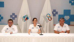 Anuncia Laura Fernández medidas de prevención y distanciamiento social en Puerto Morelos, ante el Covid-19