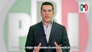 Propone PRI 10 medidas para fortalecer la Economía, durante la emergencia por el COVID-19