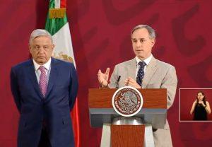 México llegará a fase 3 de Covid-19: López-Gatell